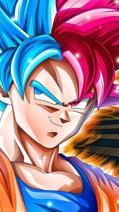 Goku God wallpaper by AlmhoadonZ - 86e7 - Free on ZEDGE™