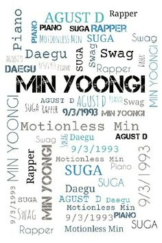 Suga Swag, Bts Bangtan Boy, Bts Jimin, K Pop, Daegu, Bts Name, Mamamoo, Bts Wallpaper Lyrics, Korean Language Learning