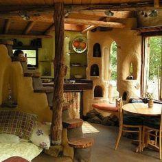 cob house | Cob House | Living off the Grid
