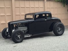 Hot Rods 460422761904545731 - Alex Finn's coupe Source by tribalgraph Hot Rod Trucks, Lifted Ford Trucks, Traditional Hot Rod, Ford Classic Cars, Modified Cars, Street Rods, Amazing Cars, Custom Cars, Vintage Cars