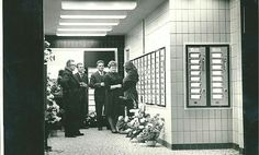 Vlaardingen: De eerste automatiek op de Hoogstraat in 1964 | Eten uit de muur!