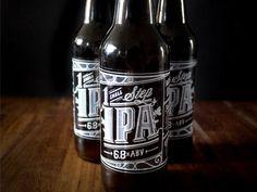 Oh Beautiful Beer in Beer can Home Brewery, Home Brewing Beer, Beer Packaging, Beverage Packaging, Ipa, Beer Label Design, Beer Shop, Oh Beautiful, Beer Art
