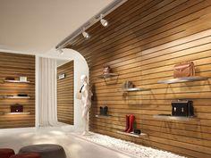 Panel de madera para fachada VERSATILIS by WOODN INDUSTRIES