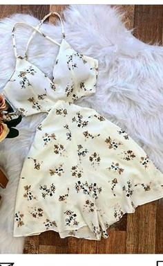 Casual Summer Outfits, Outfits For Teens, Fall Outfits, Cute Outfits, Cute Fashion, Retro Fashion, Womens Fashion, Mode Simple, Fashion Killa