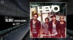 Hevo84 - 11 - Alma(Versão Album) (Audio) [Daqui Pra Frente]