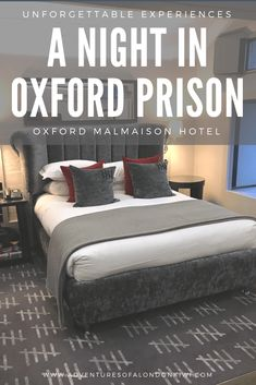 The Malmaison Hotel in Oxford: a rather luxurious prison stay - Adventures of a London Kiwi Small Luxury Hotels, Luxury Travel, Monte Carlo, Hotels And Resorts, Best Hotels, Hilton Hotels, Luxury Resorts, Monaco, Best Uk Holidays