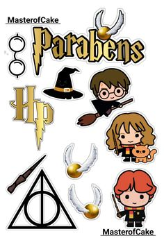 Bolo Harry Potter, Lol Doll Cake, Harry Potter Stickers, Lol Dolls, Birthday Cake Toppers, Card Games, Hogwarts, Arts And Crafts, Scrapbook