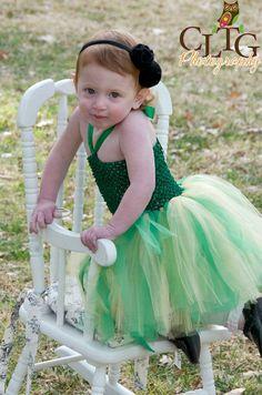 Irish Beauty Crochet Tutu Dress