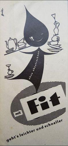 DDR Werbung 1963 East German Vintage Ad