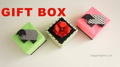 Origami tutorial and video instruction on how to make a traditional Masu Box. SUBTÍTULOS EN ESPAÑOL • Leyla Torres Origami Spirit Video tutorial series. http...