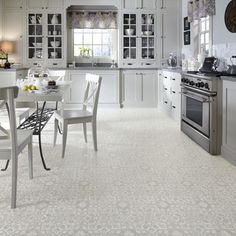 New retro-style resilient flooring options from Mannington ...