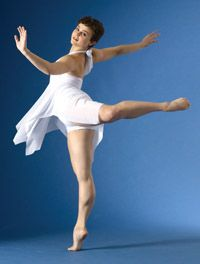 an article in DanceSpirit Magazine about Melanie Moore - winner of SYTYCD Season 8