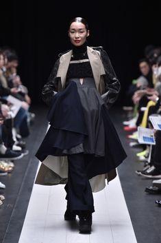 Facetasm Tokyo Fall 2015 Fashion Show