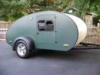 Teardrops n Tiny Travel Trailers • View topic - Big Woody Campers