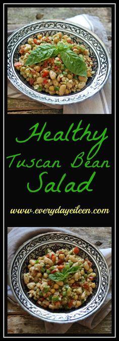 healthy tuscan bean  #nutritious