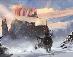 """Check out new work on my @Behance portfolio: """"snow"""" http://be.net/gallery/59086951/snow"""