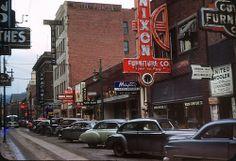 Logan, WV, 1950.
