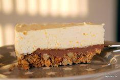 Nem og skøn sommerlig cheesecake lavet på den lækre ricottaost - cremet og let ♥ Lav cheesecake dagen før og nyd den med gode venner ♥ Tager kun 20 min