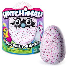 Hatchimals Penguala - Pink/Yellow, Top Quality Egg , ORIGINAL  #Harchimals