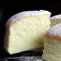 Jiggly Fluffy Japanese Cheesecake