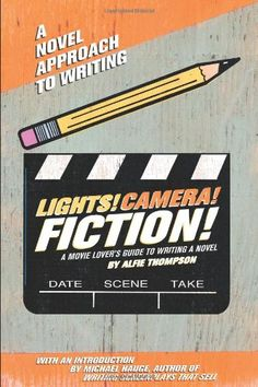 Lights! Camera! Fiction! by Alfie Thompson http://www.amazon.com/dp/076242401X/ref=cm_sw_r_pi_dp_Z3hkub1SYE57E