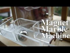 Magnet Marble Machine - YouTube