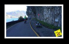 Giro en Bicicleta, Lado Bresciano del Lago de Iseo
