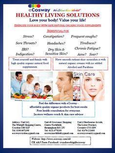 UK A&J TEAM ECOSWAY HEALTH & WELLNESS CENTRE AROUND UK