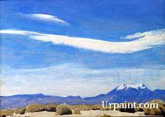 The Cloud, Coachella Valley, California