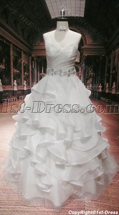 plus size bridal gowns - Bing Images Plus Size Brides, Plus Size Wedding, Bridal Gowns, Wedding Gowns, Wedding Venues, White Quinceanera Dresses, Bing Images, One Shoulder Wedding Dress, Ball Gowns