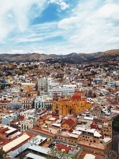 Guanajuato in Mexico / photo by edgararias