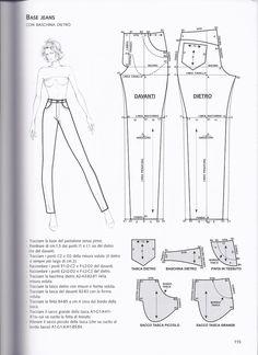 base jeans