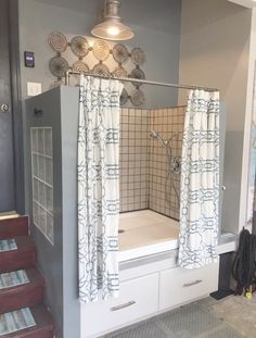 How to build a dog wash station diy pets pinterest dog our new dog wash station in the garage all building material and supplies were found solutioingenieria Gallery