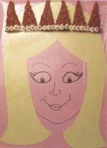 Prinsessen taart voor uw prinsessen feestje thuis