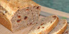 לחם כוסמין ממחמצת ללא לישה