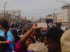 There were more than 100,000 people in Selma