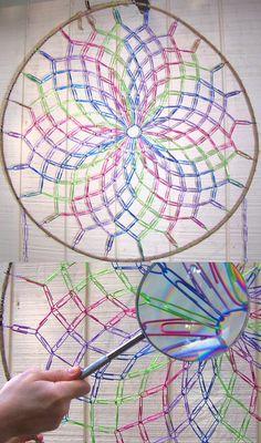 paperclip_dreamcatcher_by_jpcopper-d4letl4.jpg (1016×1725)