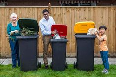 There has been a great buzz about the three R's in waste management nowadays; these three methods can bring down the immense pressure caused by the rubbish on natural resources. Reduce Reuse, Reuse Recycle, Recycling, Concrete Bricks, Natural Resources, Do Everything, Management, Canning, Outdoor Decor