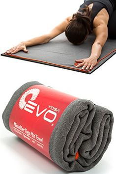 Microfiber Yoga Towel NonSlip Sweat Absorbent Improves Your Grip Protects Your Mat Samurai Black 72x 24 <3 Click the VISIT button for detailed description on this Yoga necessity