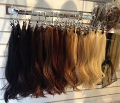 CrownCouture hair extension boutique