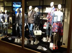 New Shopwindow Concept Store Bozen - New Styles, New Outfits, New Look for Spring Summer 2015 #Pinko #Michael Kors #Moorer #Etro - available at maximilian.it