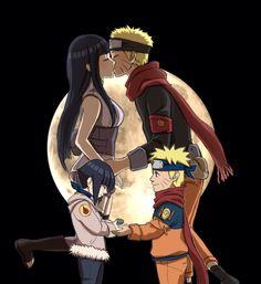 Naruto and Hinata Naruto Uzumaki Shippuden, Naruto Sasuke Sakura, Naruto Cute, Naruto And Sasuke Wallpaper, Wallpaper Naruto Shippuden, Naruto Images, Naruto Pictures, Naruto Drawings, Naruto Comic