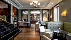 Corinthia Hotel St. Petersburg: Executive rooms grant access to the Executive Lounge for breakfast and all-day drinks.