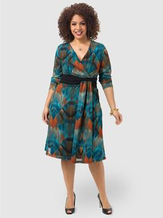 Larimar Dress