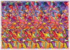 Posters : Stereogram Images, Games, Video and Software. All Free!