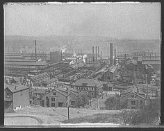 old steel mill in Pittsburgh.some of my family history My Family History, Us History, Grey Wallpaper Iphone, Pennsylvania History, Here We Go Steelers, Steel Mill, Coal Mining, Pittsburgh Pa, Location History