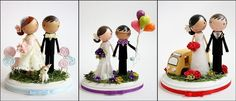 Great Shop for unique Cake Toppers