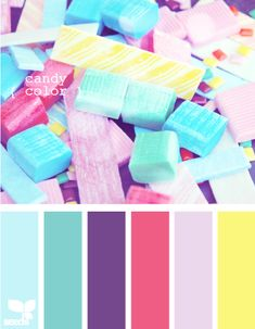candy color - Pesquisa Google