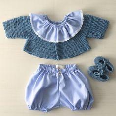 Baby set by Kokoro Kotone Organic Baby Clothing www.kokorokotone.com