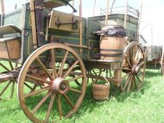 Chuck Wagon Detailed Pictures